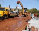 Imagem de Obras de asfalto da Vila Mariana II seguem intensas
