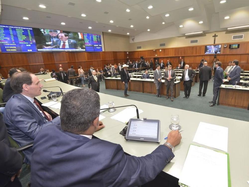 Imagem de Reforma Administrativa é aprovada pela Assembleia Legislativa