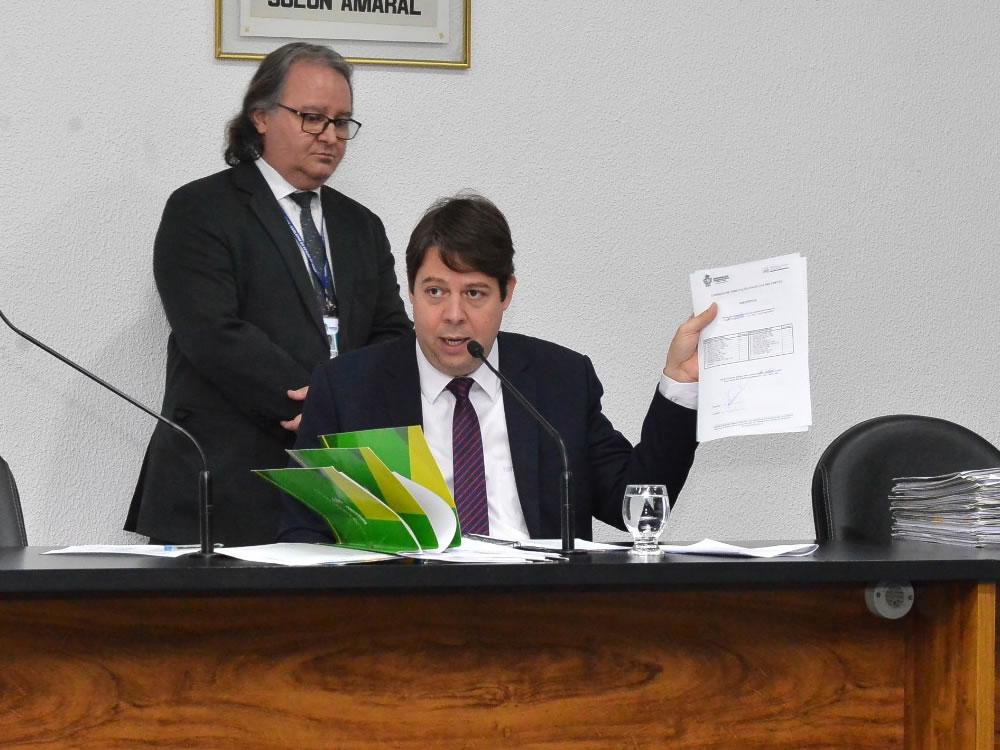 Imagem de Karlos Cabral anuncia realização de audiências públicas sobre a LDO 2020