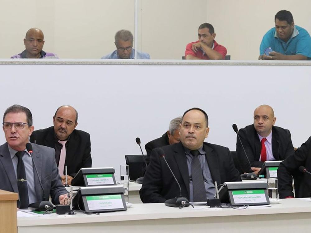 Imagem de Vereadores aprovam lei que autoriza o município adquirir área para plataforma multimodal