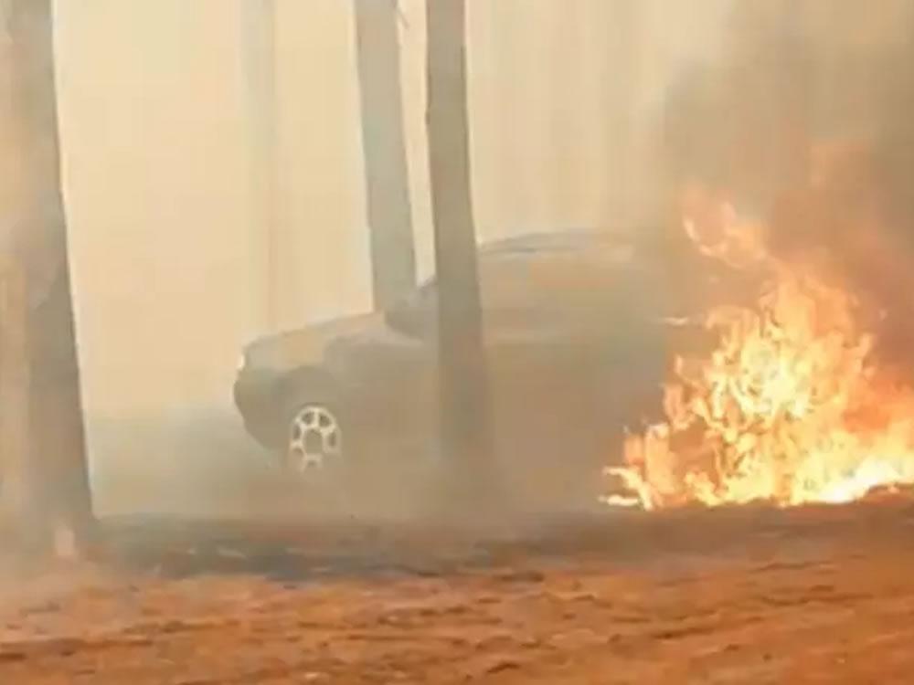 Imagem de Incêndio atinge usina de cana em Maurilândia