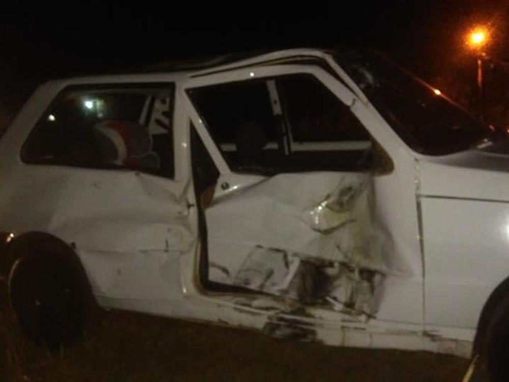 Imagem de Jovem morre em acidente na saída para Montividiu