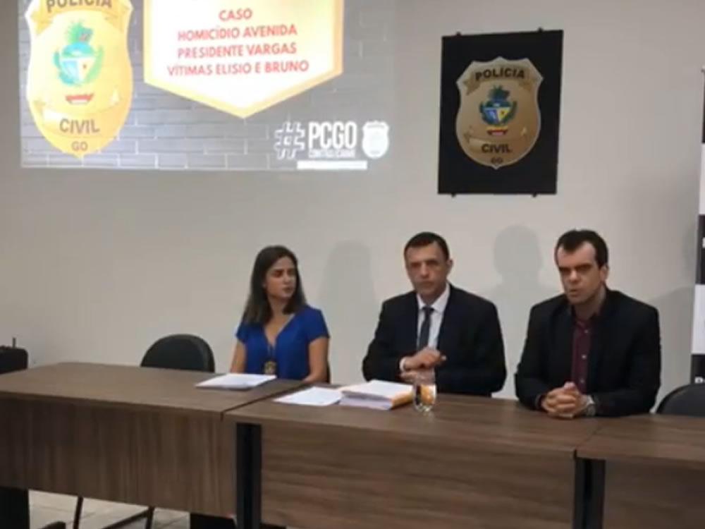 Imagem de Polícia Civil conclui investigação sobre crime que vitimou jovem na Avenida Presidente Vargas, em Rio Verde