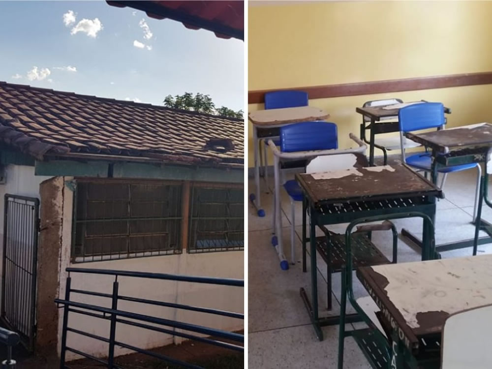 Imagem de Karlos Cabral cobra melhoria em estruturas físicas de escolas em Rio Verde