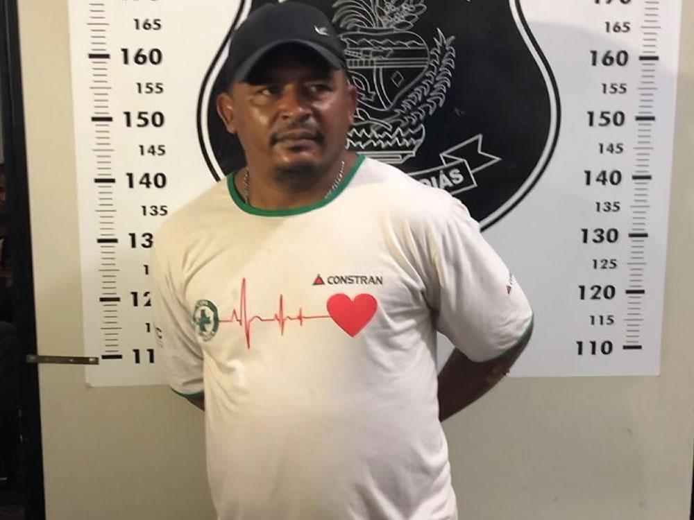 Imagem de Polícia prende acusado de atropelar e matar criança no Laranjeiras