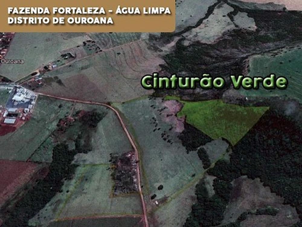 Imagem de Projeto de lei cria 'Cinturão Verde'
