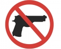Imagem de Polícia Militar apóia campanha de desarmamento