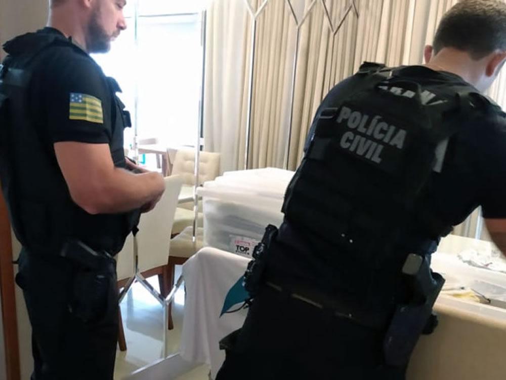 Imagem de Médicos urologistas presos em Rio Verde sabiam que estavam agindo de forma ilegal, afirma delegado