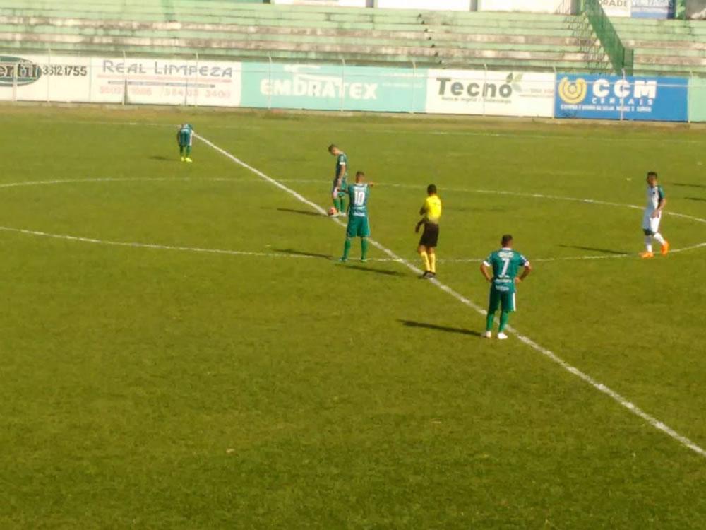 Imagem de Rio Verde para o Goiás no sub-20
