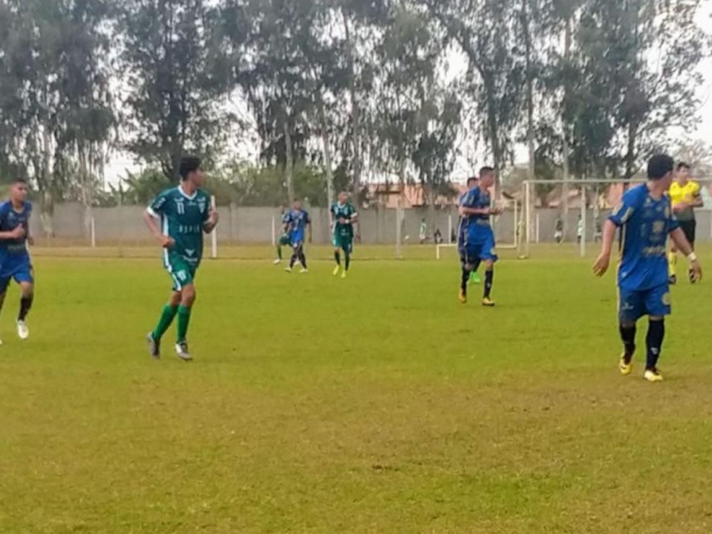 Imagem de Rio Verde empata na estreia do sub-20