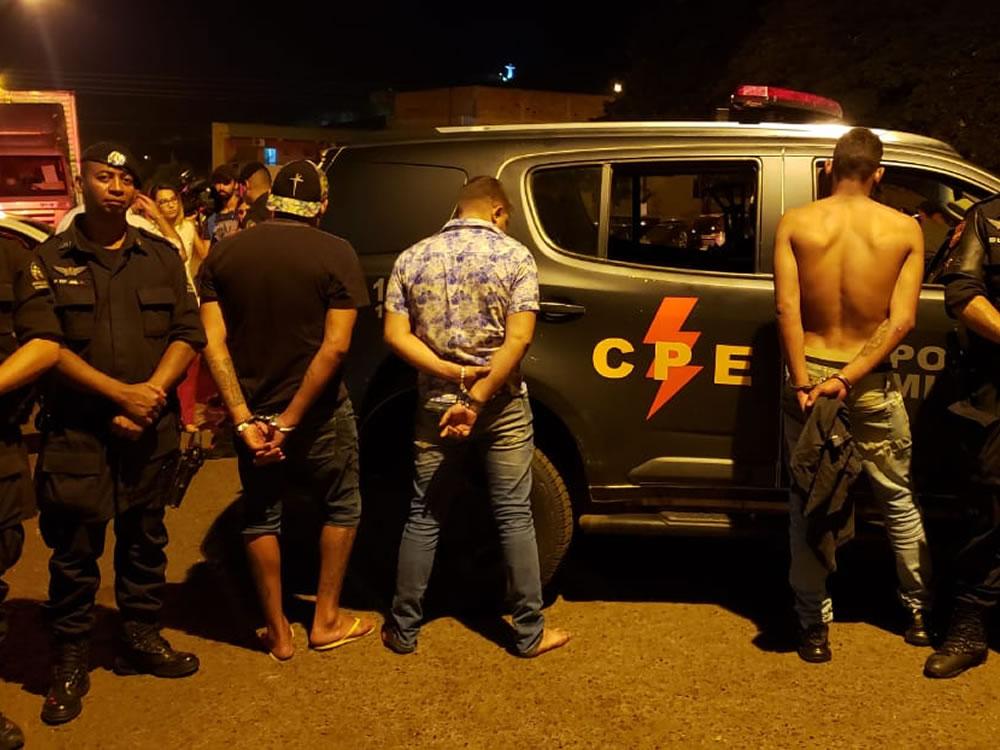 Imagem de Assassinos de cabeleireiro em Jataí presos em Rio Verde