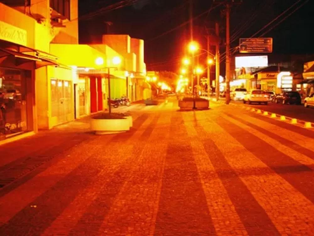Imagem de Vereador pede revitalização do Calçadão