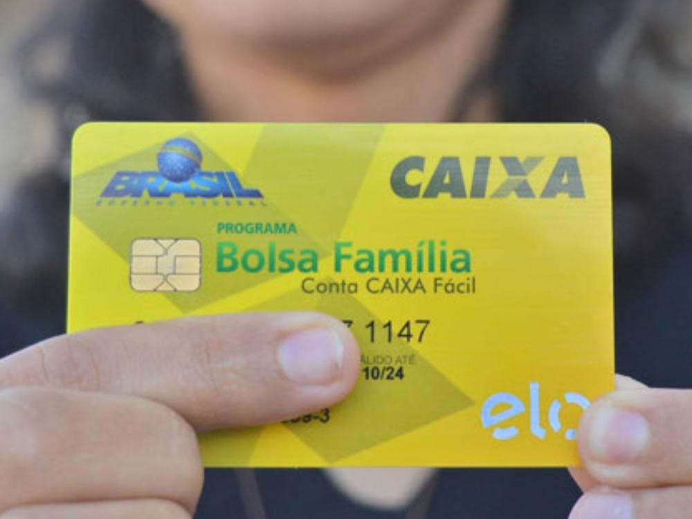Imagem de Governo federal garante 13º aos beneficiários do Bolsa Família