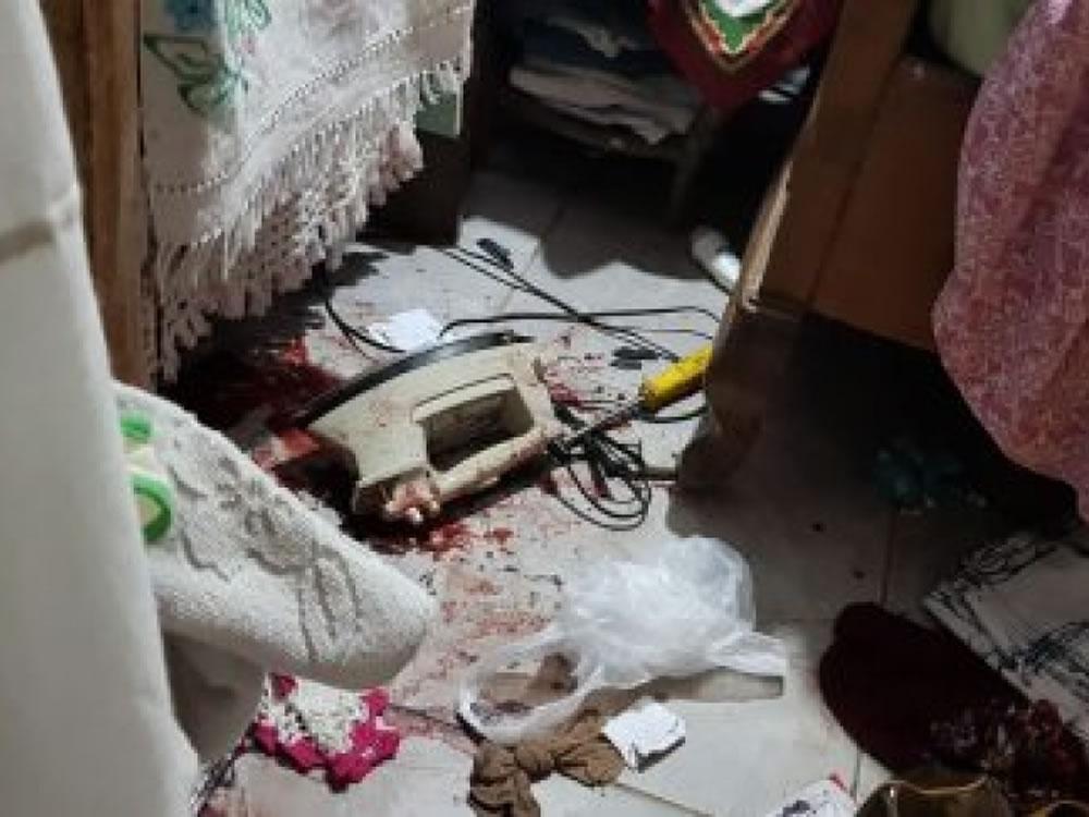 Imagem de Idosa é brutalmente assassinada em Rio Verde