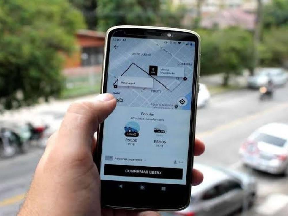 Imagem de Uber começa a operar em Itumbiara hoje