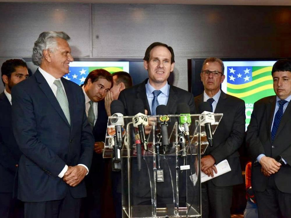 Imagem de Lissauer amplia diálogo com o Governo e abre mão de R$ 63 milhões do duodécimo