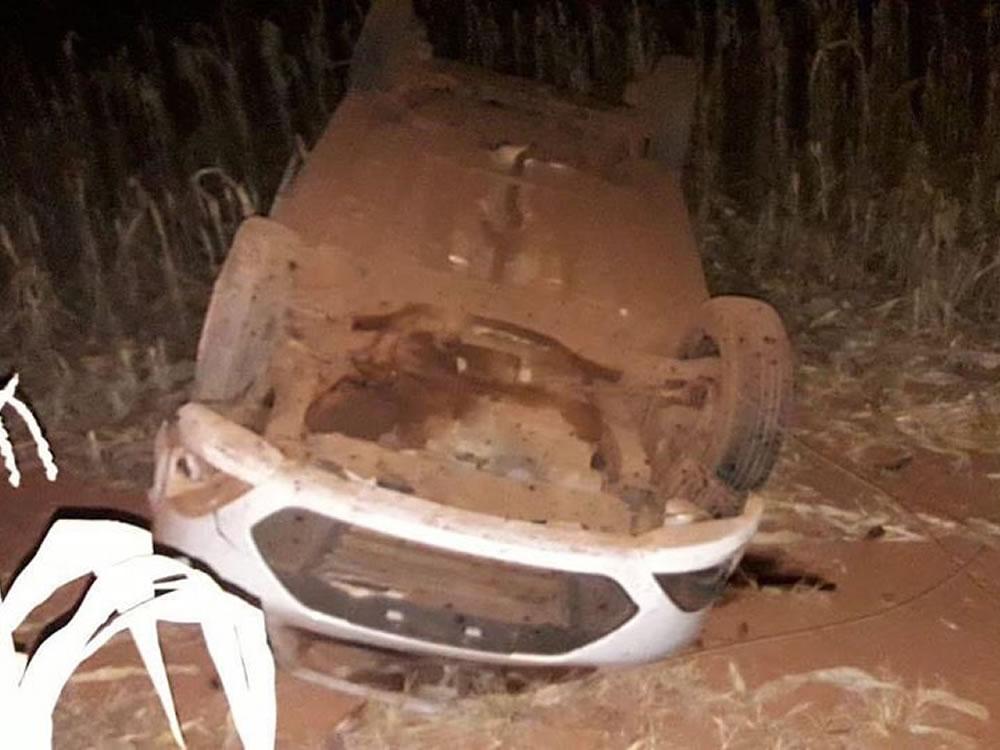 Imagem de Capotamento mata motorista em Rio Verde