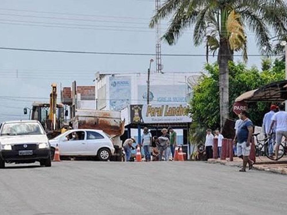 Imagem de Prefeitura de Montividiu montará barreira sanitária na entrada da cidade