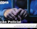 Imagem de Polícia prende ladrão de TV