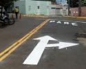 Imagem de SMT altera sinalização no Bairro Santo André