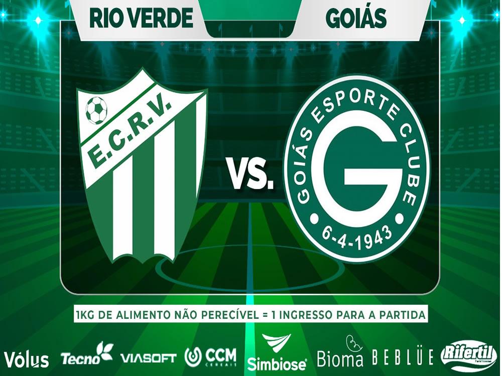 Imagem de Goiano sub-20: Rio Verde encara Goiás
