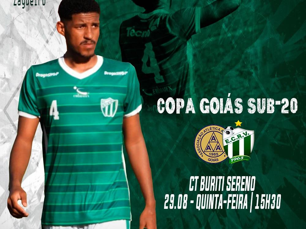 Imagem de Rio Verde estreia hoje no Goianão sub-20
