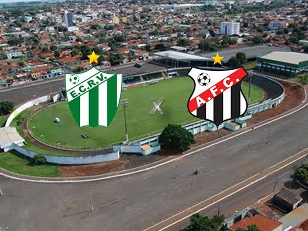 Imagem de Rio Verde enfrenta Anápolis em jogo de líderes
