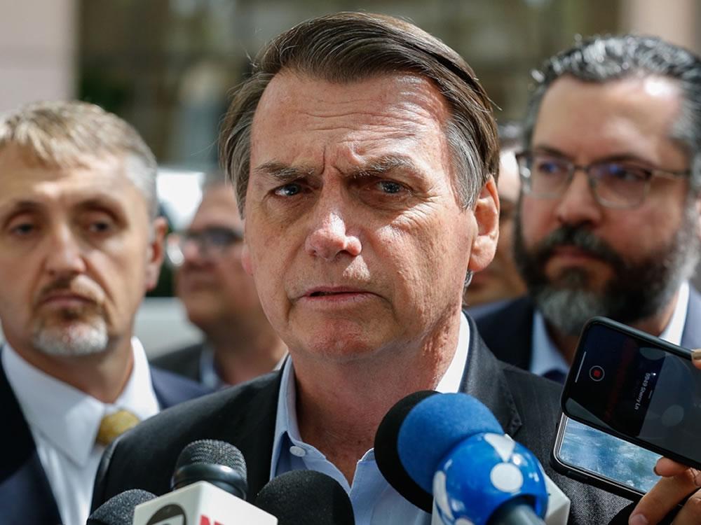 Imagem de Bolsonaro assina privatização de ferrovia em aniversário de Anápolis