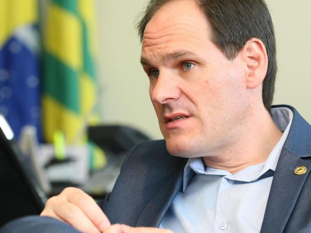 Imagem de Lissauer Vieira pode ser candidato a deputado federal ou governador