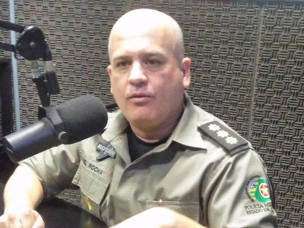 Imagem de Coronel Ricardo Rocha pode disputar Prefeitura de Rio Verde ou ser vice de Juraci Martins