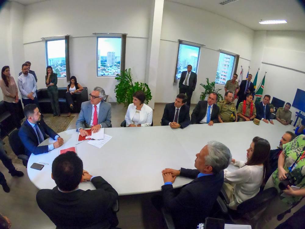 Imagem de Ministério Público do Trabalho repassa R$ 500 mil para força-tarefa de barragens em Goiás