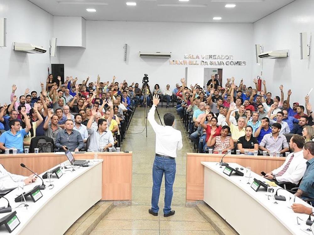 Imagem de Após audiência, projeto sobre o DIMPE é retirado de votação