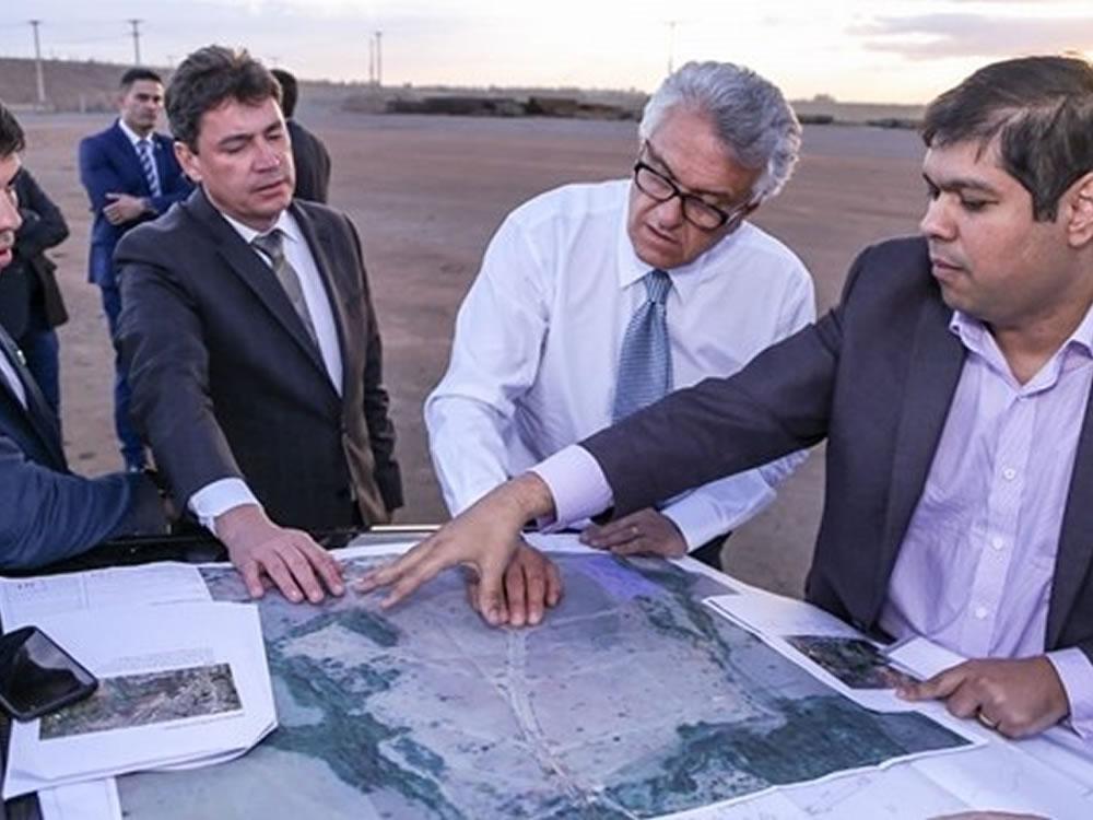 Imagem de Caiado anuncia medidas para levar mais indústrias para Anápolis. Rio Verde segue sendo ignorada
