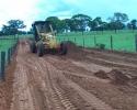 Imagem de Prefeitura trabalha em estradas rurais