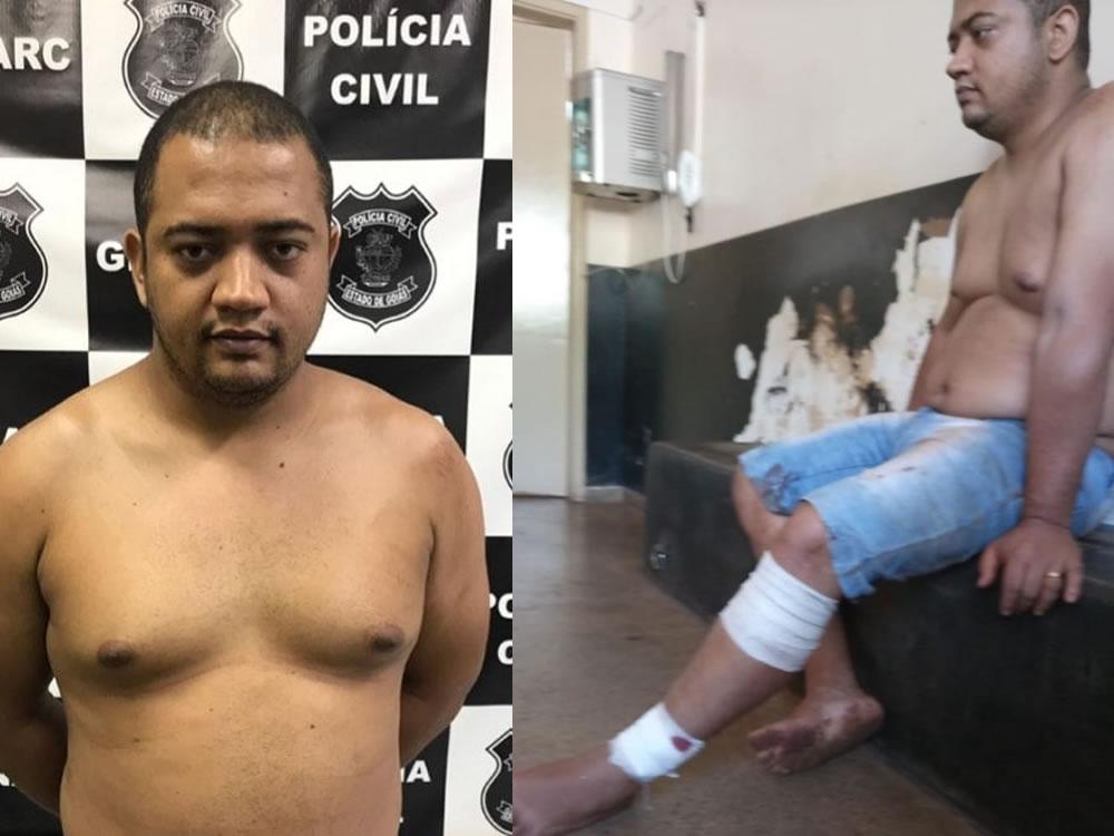 Imagem de Polícia de Jataí prende líder de organização criminosa