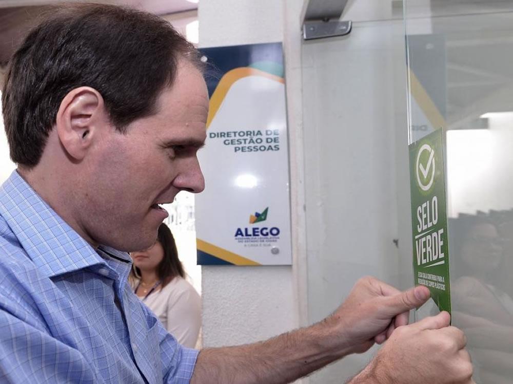 Imagem de Lissauer promove sustentabilidade