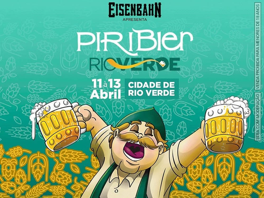 Imagem de Rio Verde recebe festival Piribier