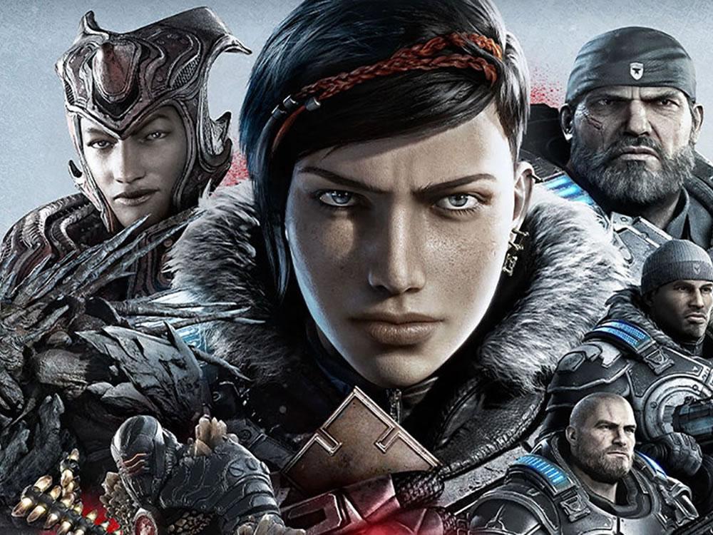 Imagem de Gears 5 ganha trailer de lançamento