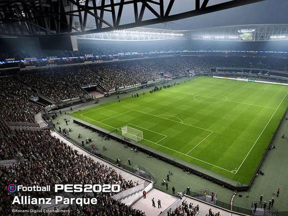 Imagem de PES 2020 divulga lista com 50 estádios para o jogo; 8 são brasileiros