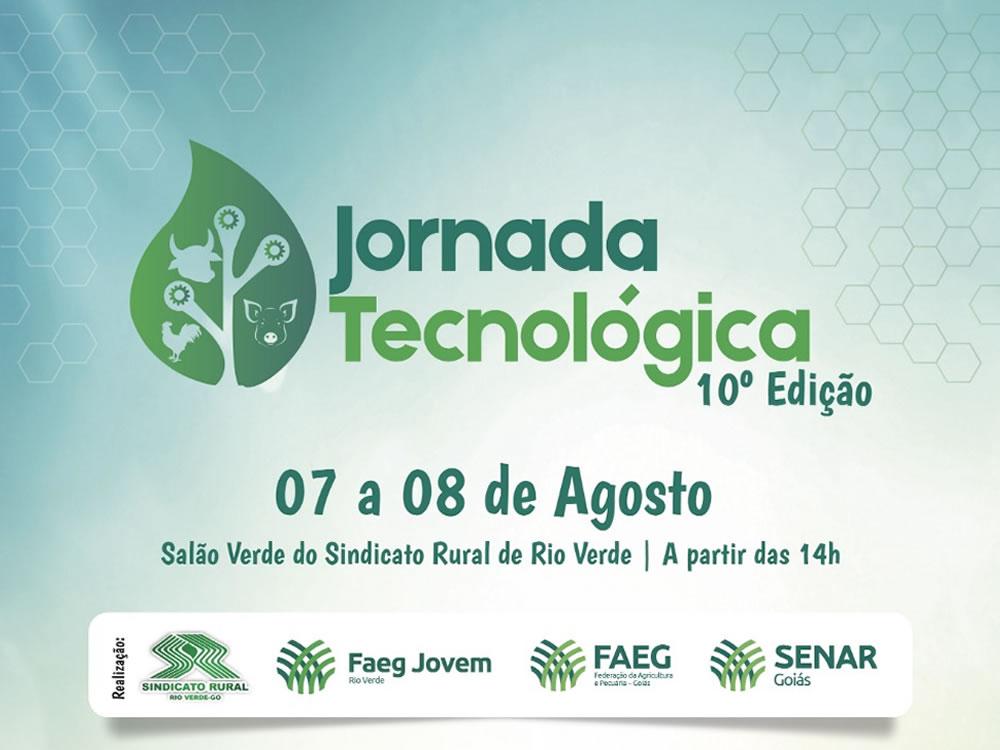 Imagem de Sindicato Rural e Faeg Jovem realizam a décima edição da Jornada Tecnológica
